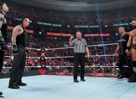 The Undertaker: Roman Reigns and Drew McIntyre Are 'Legitimately Great Stars' In WWE