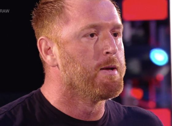 Former WWE Superstar Heath Slater Appears On Raw