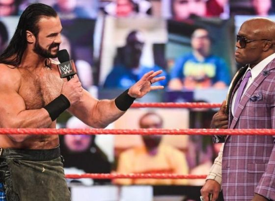 Bobby Lashley: Drew McIntyre Brings Out 'A Special Intensity' In Me In WWE