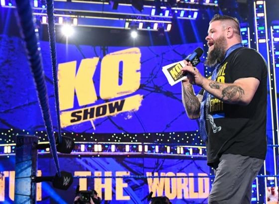 Kevin Owens: I'd Be A Hypocrite If I Complained About Apollo Crews