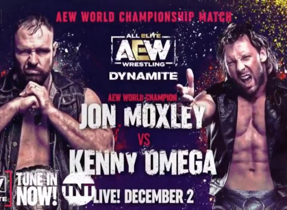 Report: Reason Jon Moxley Vs. Kenny Omega Is On AEW: Dynamite Revealed