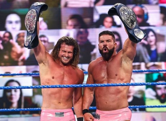 Robert Roode: Paul Heyman Pitched Dolph Ziggler Tag Team Idea In WWE
