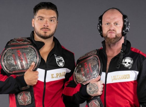 Josh Alexander On Reunion With Ethan Page: A Rivalry Is Inevitable
