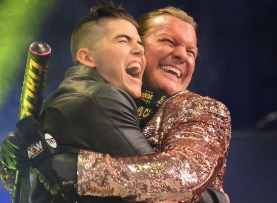 Sammy Guevara: 'Genius' Chris Jericho Has Taught Me So Many Lessons In AEW