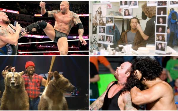 Batista Sacrifices Big Show & Bears In The Business: Ten Things You May Have Missed In Wrestling This Week