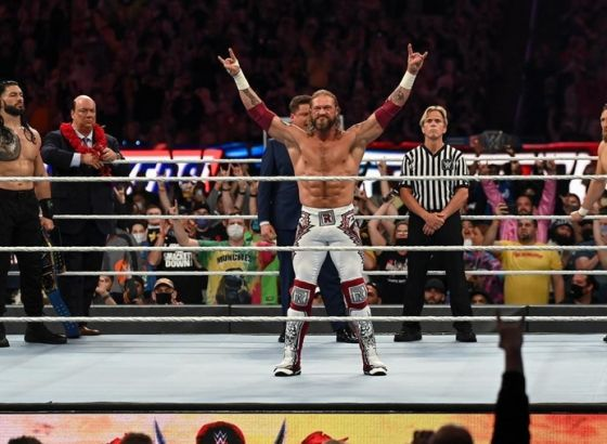 Report: Edge Set For Match At WWE SummerSlam 2021