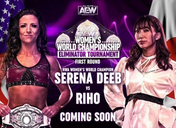 Riho Returning To AEW Soon
