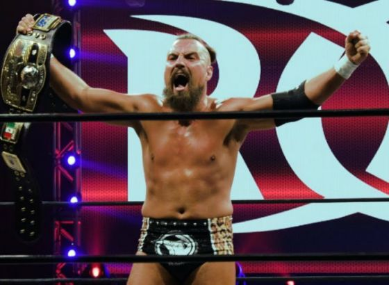 Marty Scurll & ROH Part Ways