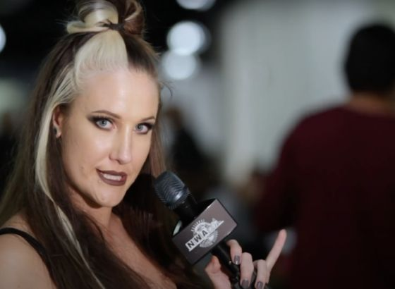 Former NWA World Women's Champion Allysin Kay Reveals She's Now A Free Agent
