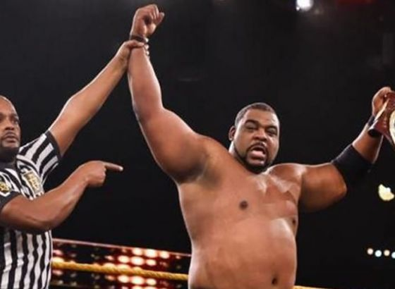 Booker T Thought Keith Lee Was Going To Be WWE Champion