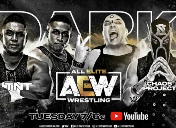 Sons Of D-Von Dudley Debuting In AEW Tonight