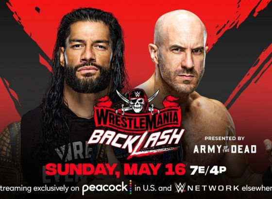 Final WWE WrestleMania Backlash Card - Matches, Start Time, Predictions