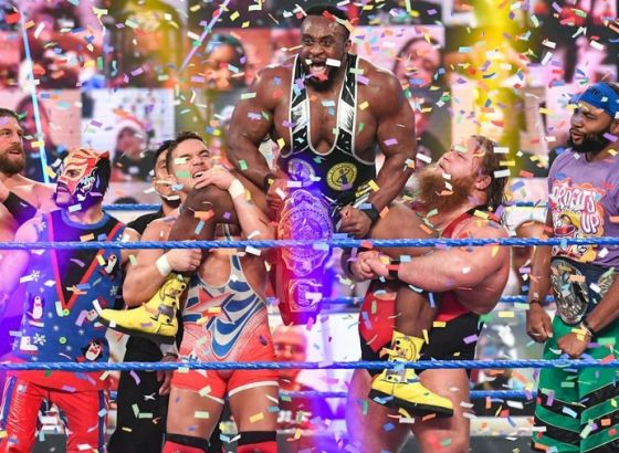 Big E Reflects On WWE Intercontinental Championship Win On Christmas Day