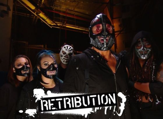 "Report: WWE Superstars Think RETRIBUTION's New Names Are ""Ridiculous"""