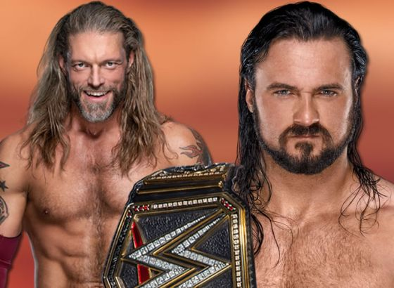 Drew McIntyre Feared Fan Backlash After Edge's Return At WWE Royal Rumble 2020
