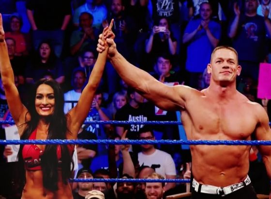 Nikki Bella: Why I Thanked John Cena In My WWE Hall Of Fame Induction Speech