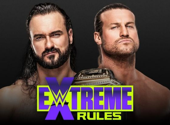 WWE Renames Extreme Rules 2020 Again