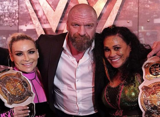 Natalya And Tamina Capture WWE Women's Tag Team Titles