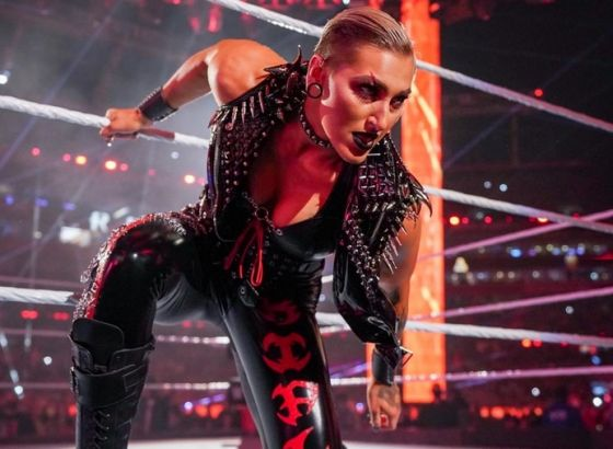 Report: Fans In WWE ThunderDome Told To Cheer Rhea Ripley