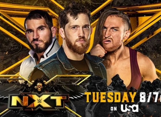 WWE NXT Championship Number One Contenders Match Set For Next Week