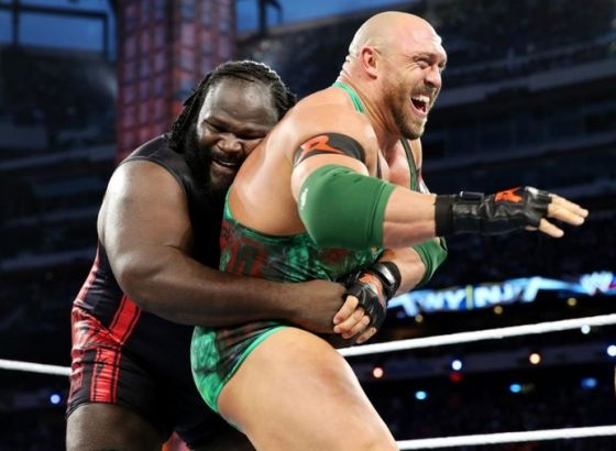 Mark Henry Slams Ryback For Recent Comments, Ryback Responds