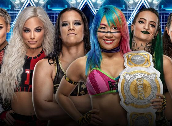 WWE Elimination Chamber 2020 Results From Philadelphia