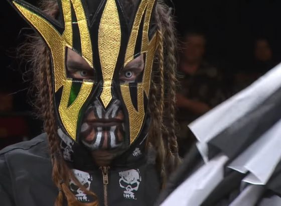 Jeff Hardy Wants To Use His Willow Persona In WWE