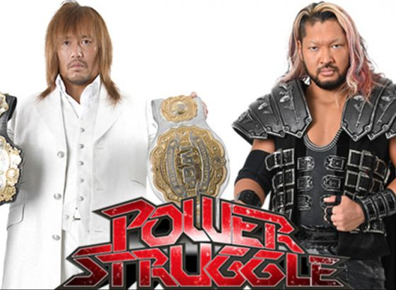 NJPW Announces Card For Power Struggle 2020