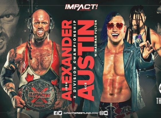 X-Division Title Match Set For IMPACT Wrestling