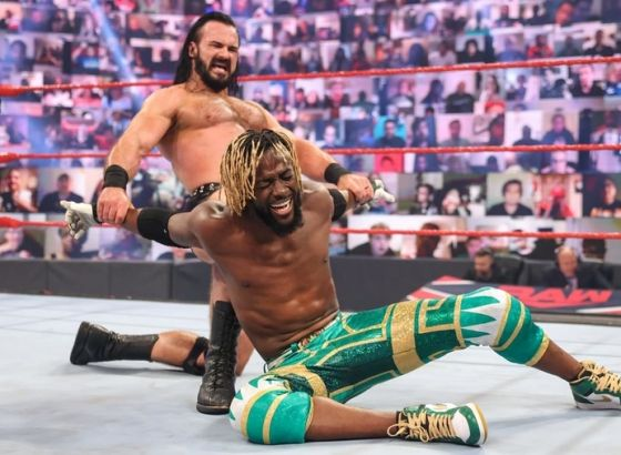 WWE's Drew McIntyre: Kofi Kingston Is At A Whole Other Level Right Now