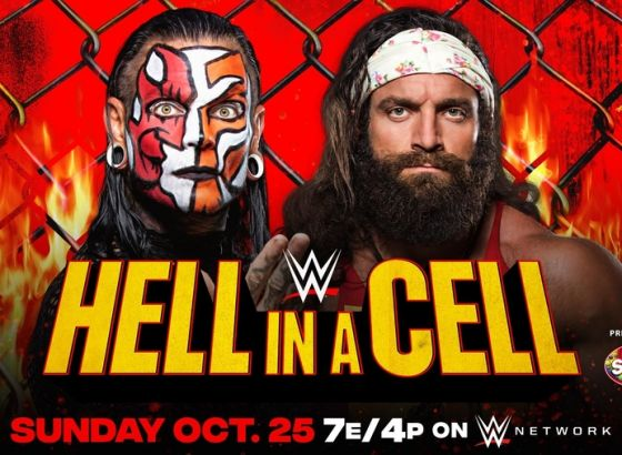 Elias Vs. Jeff Hardy Added To WWE Hell In A Cell 2020 Card