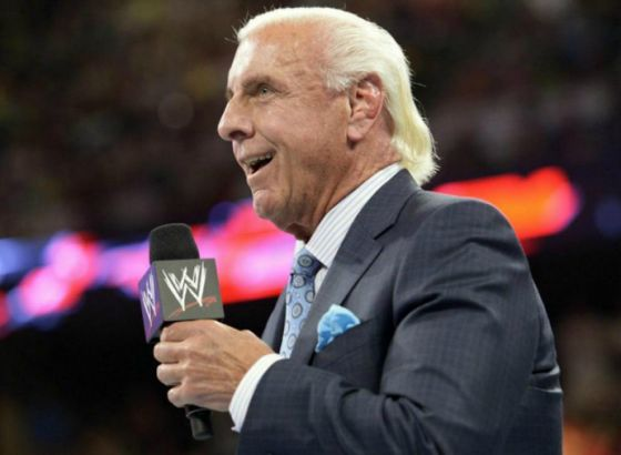 WWE Release Ric Flair