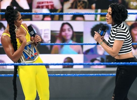 Bianca Belair: Bayley Helped To Show The WWE Universe Who I Am