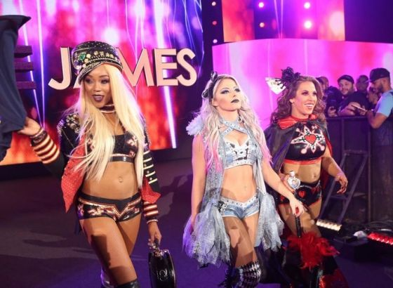 Mickie James: WWE Evolution 2018 Was Set Up To Fail