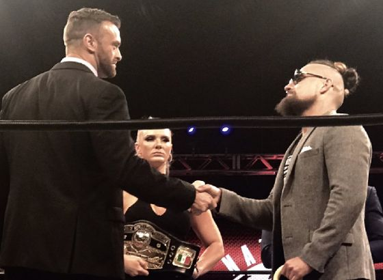 NWA Vs. Ring Of Honor Set For Hard Times Pay-Per-View