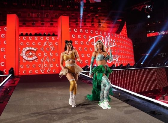 Carmella: Why Billie Kay's And Peyton Royce's WWE Release Rocked Me