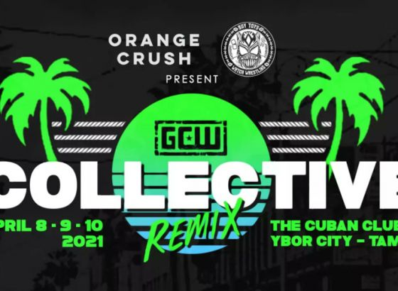 "GCW The Collective Remix COVID-19 Protocols Described As ""Completely Nonexistent"""