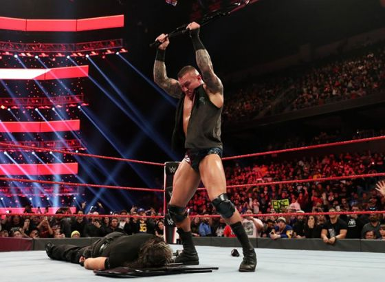 Report: Randy Orton Wants To Feud With WWE NXT's Top Stars