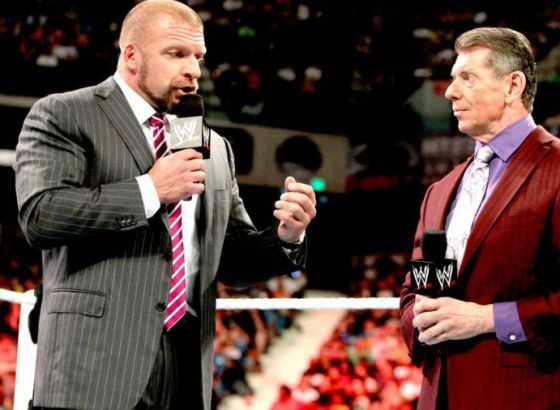 Triple H: Vince McMahon Thinks People Aren't Interested In a Documentary About Him