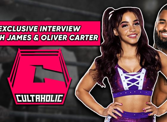 Exclusive: WWE NXT UK's Aleah James & Oliver Carter Looking Forward To Fans Returning