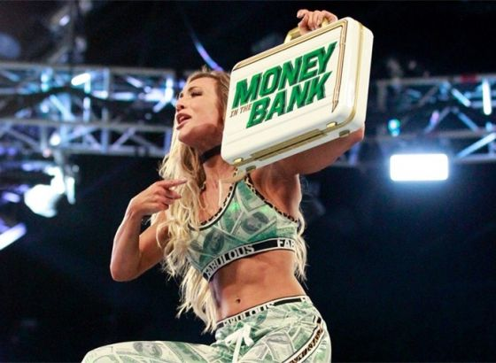 Carmella Doesn't Think She Was Originally Scheduled To Win WWE's Second Women's Money In The Bank Ladder Match