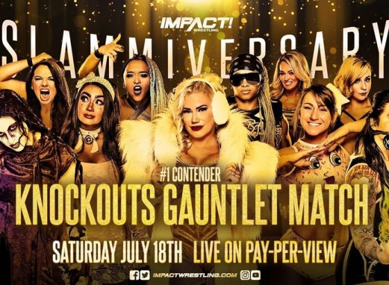 IMPACT Wrestling Announce Number One Contender's Gauntlet Match For Slammiversary 2020