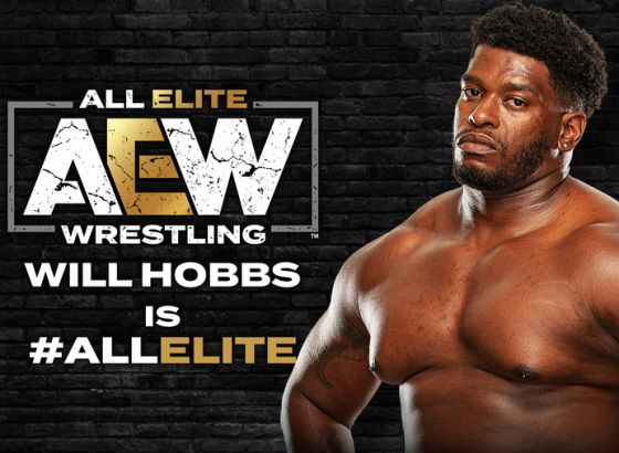 Report: More Details On AEW Signing Will Hobbs