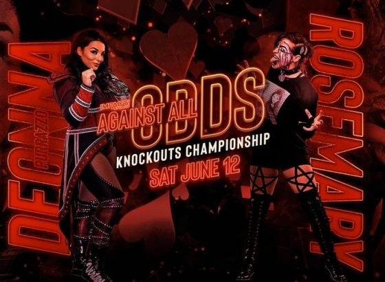 Knockouts Title Match Set For IMPACT Against All Odds 2021