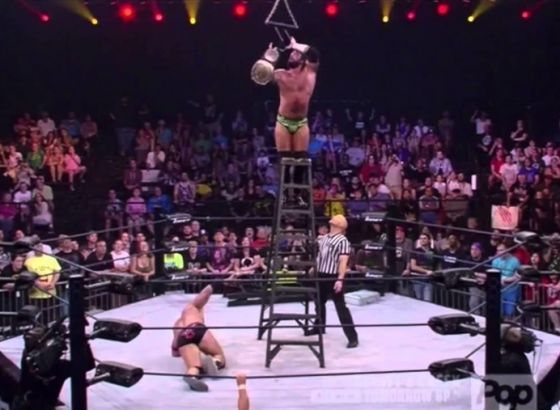 Quiz: Name Every TNA King Of The Mountain Match Participant