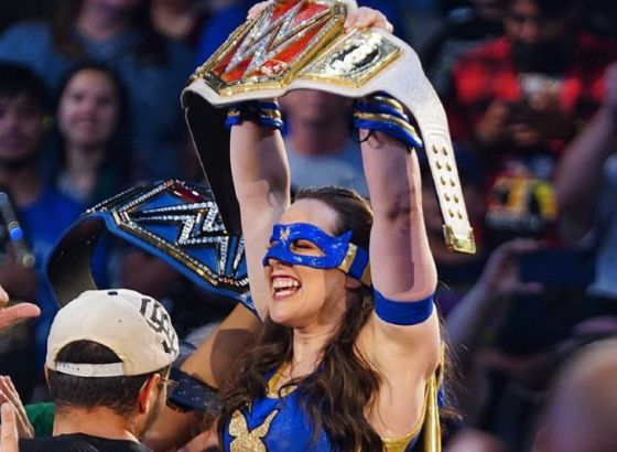 Big Damo Comments On Nikki A.S.H's Women's Title Win On WWE Raw