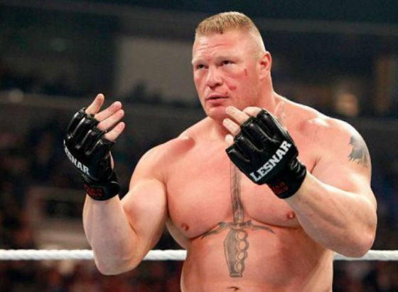 Report:  Brock Lesnar Currently A Free Agent