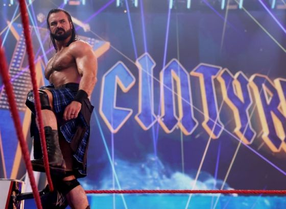 WWE's Drew McIntyre On If He Prefers Being A Babyface Or A Heel