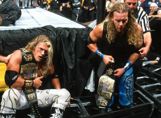"Edge On TLC Matches: ""Part Of Me Feels We Pushed It Too Far"""