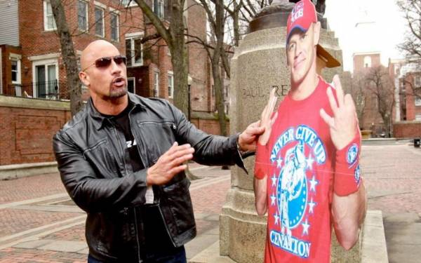10 Best Moments Of The Rock's WWE Comeback